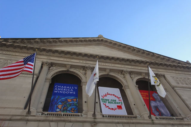 芝加哥美术博物馆
