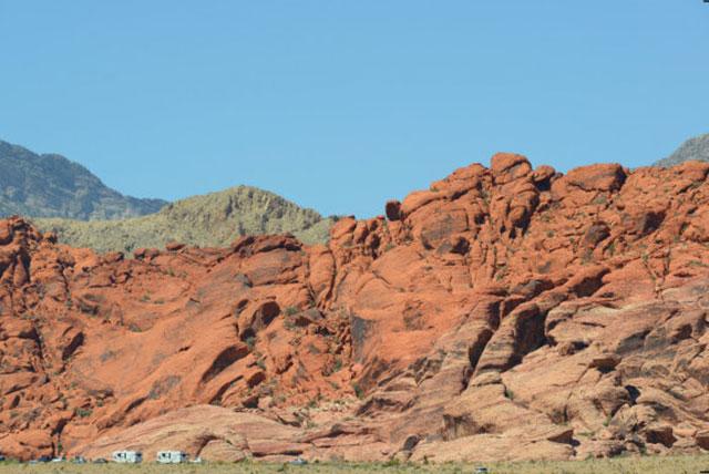 红石峡谷国家保护区