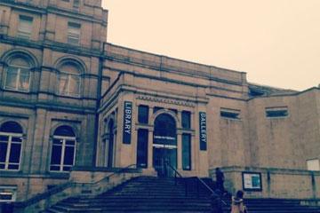 利兹美术馆   Leeds Art Gallery