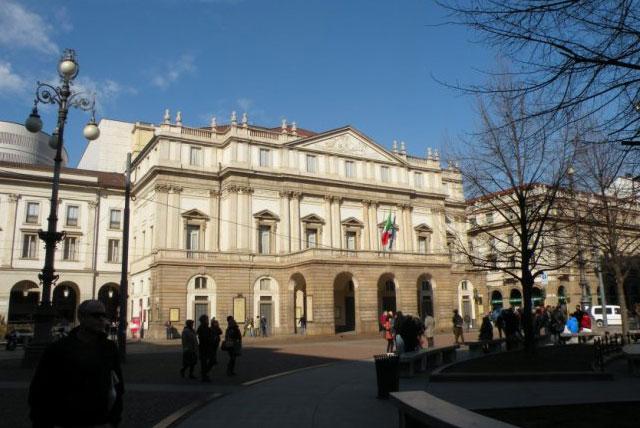 斯卡拉大剧院博物馆