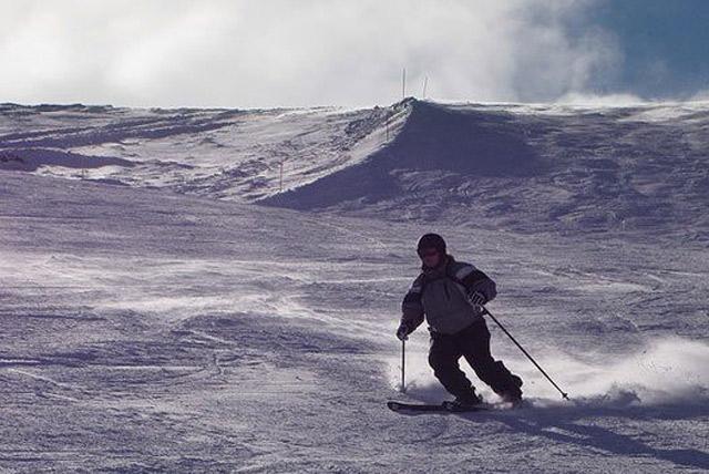 班芙滑雪场