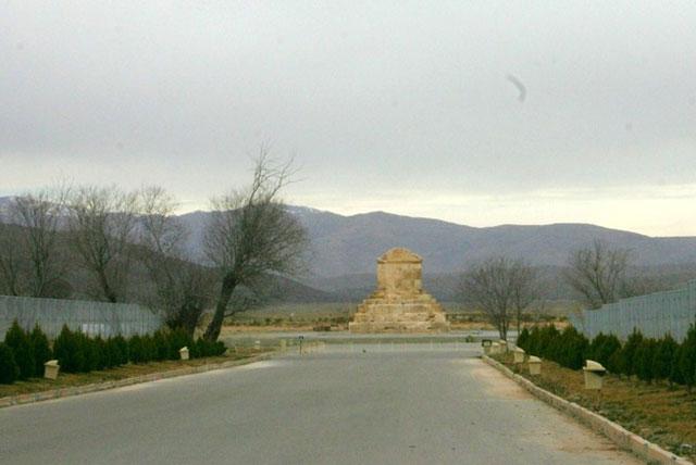 帕萨尔加德(居鲁士墓)