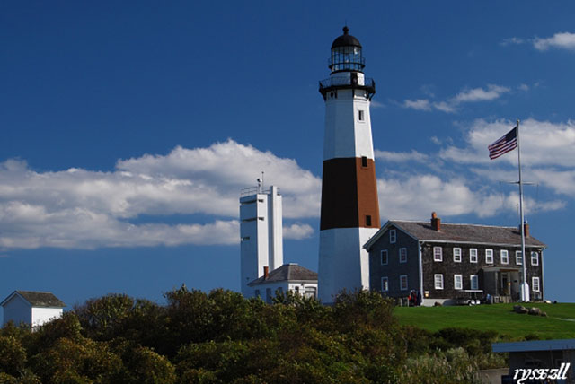 Montauk Point灯塔