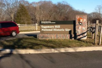 Sagamore Hill National Historic Site, Oy