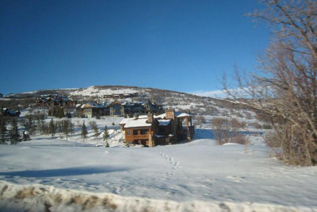 帕克城滑雪场