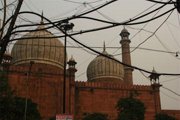 沙贾汗清真寺