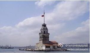 伊斯坦布尔少女塔