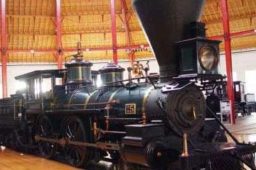 巴尔的摩和俄亥俄铁路博物馆