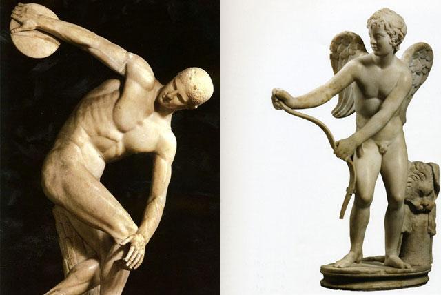 古代奥林匹克运动会历史博物馆