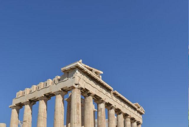 雅典娜神庙遗址