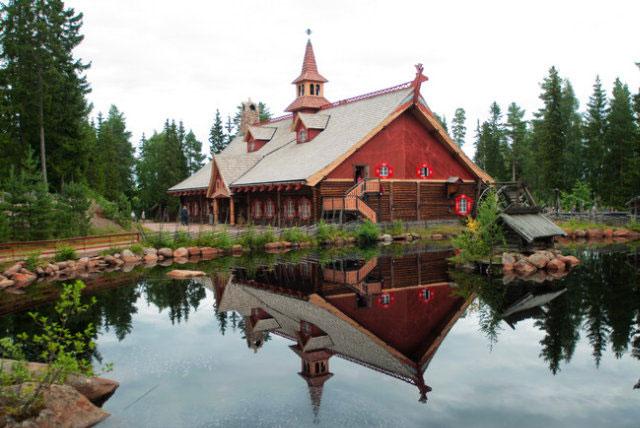 拉普兰森林博物馆