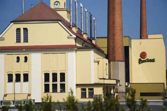 比尔森啤酒酿造厂