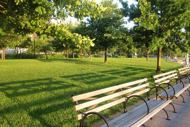 哈德逊河公园