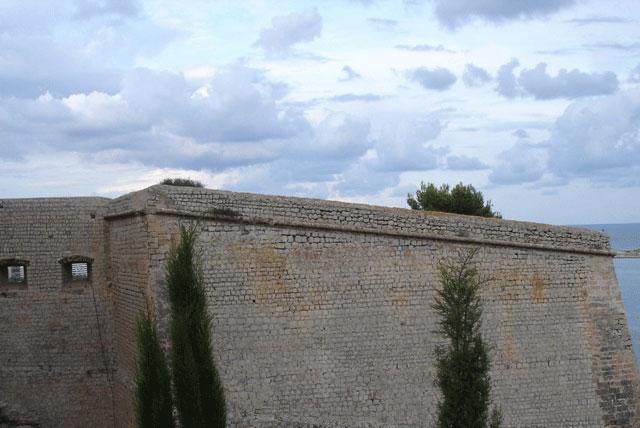 伊维萨古城