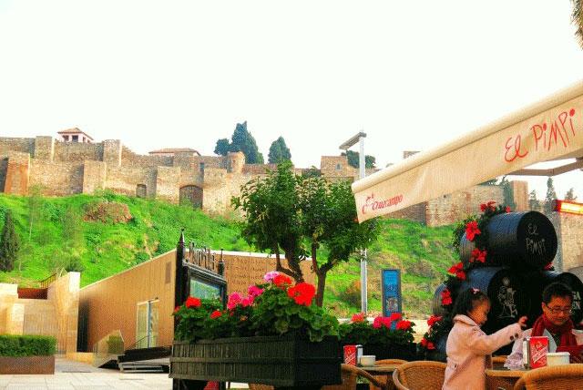 希布拉尔法罗城堡