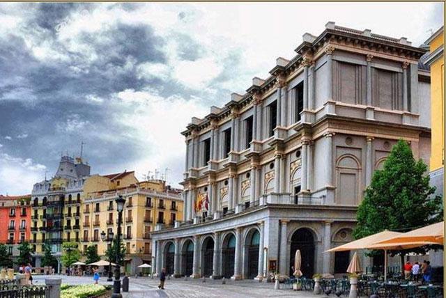 马德里皇家歌剧院