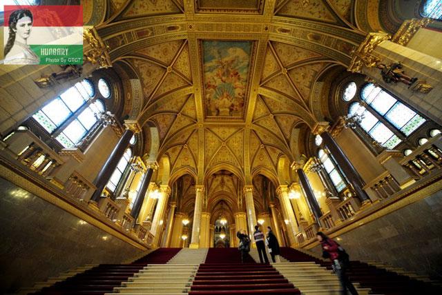 匈牙利国会大