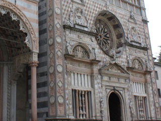 贝加莫圣母玛利亚教堂