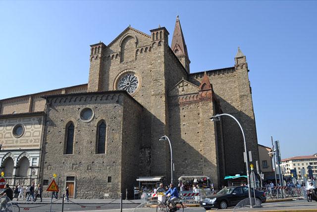 佛罗伦萨新圣