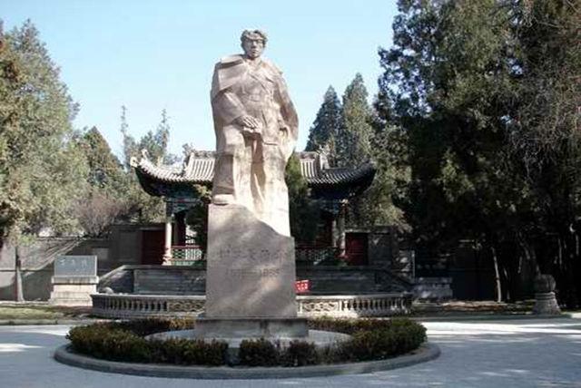 谢子长烈士陵园