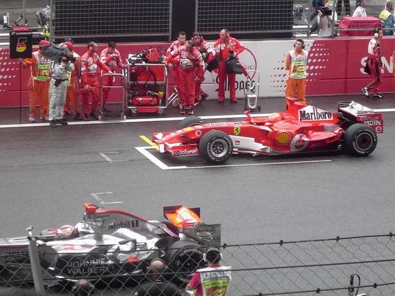 上海F1国际