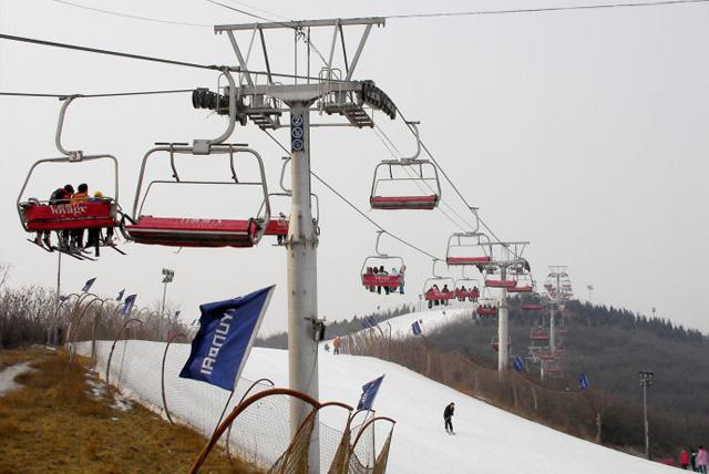 万龙八易滑雪场