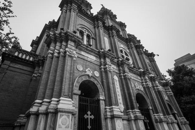 王府井教堂