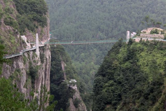 楠溪江天桥