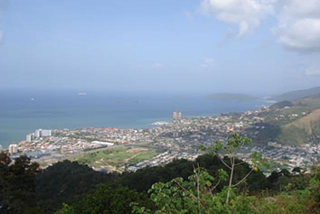 特立尼达岛