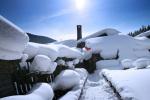 中国雪乡(双峰林场)