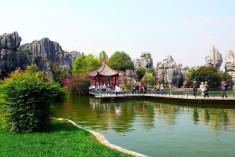 云南石林世界