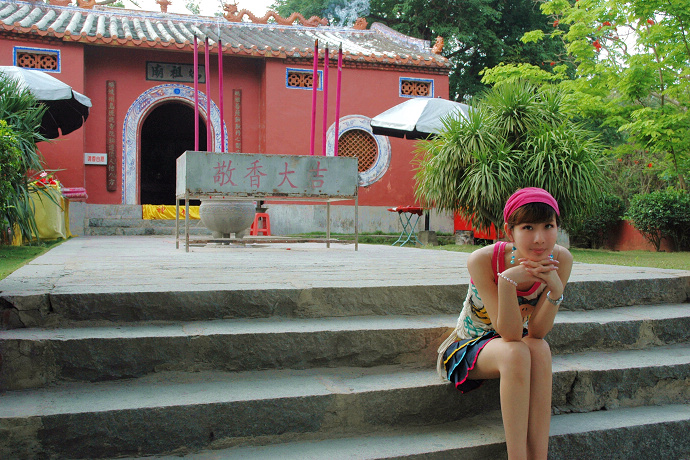蜈支洲岛:浪漫迷情