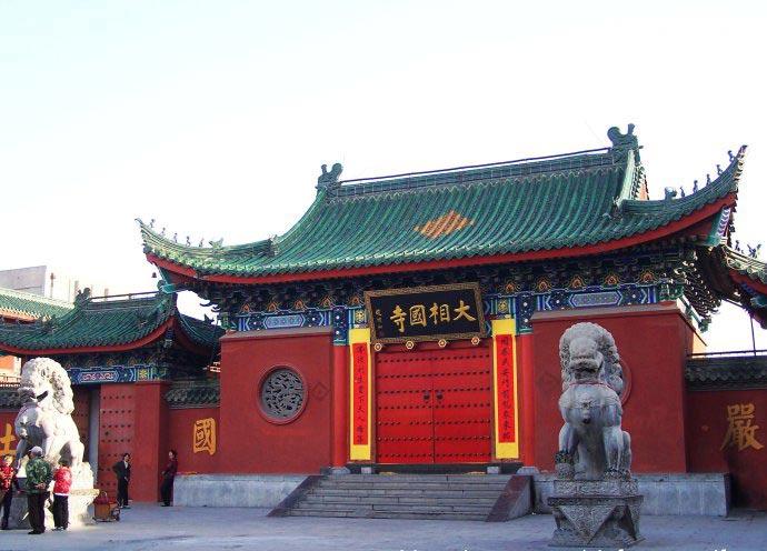 大相国寺里的汴京传说