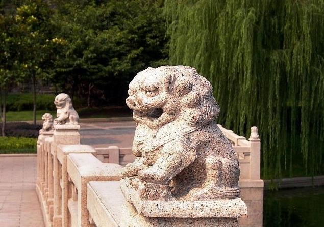 南京狮子山公园