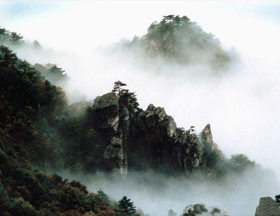庐山国家公园