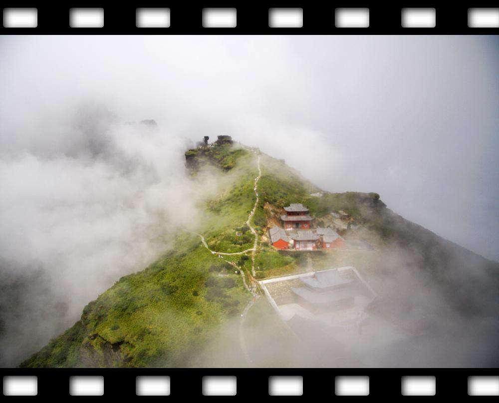 黔东南梵净山