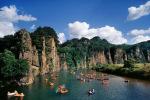 大雅河漂流景区