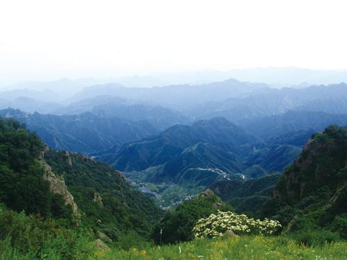 野三坡-白草畔