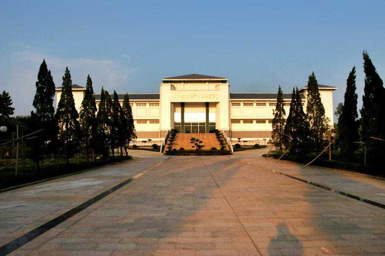 江西上饶集中营革命烈士纪念馆