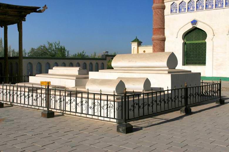 新疆哈密市回王陵回王墓