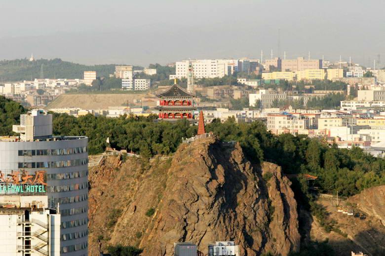 新疆乌鲁木齐红山