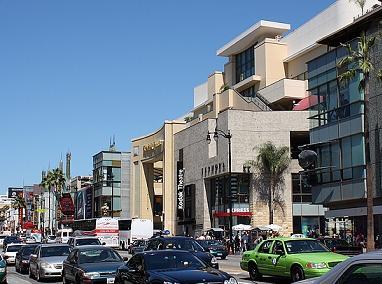 好莱坞街头