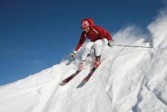 曦岭国家滑雪场