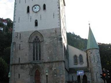 卑尔根圣玛丽教堂