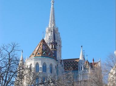 马提亚教堂