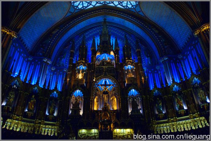 加拿大诺特丹圣母教堂