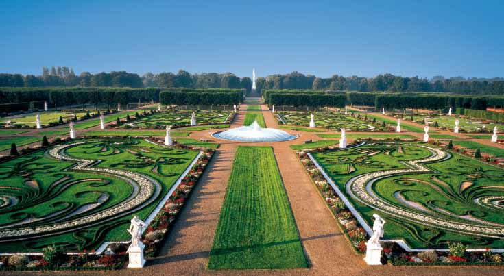汉诺威最著名花园