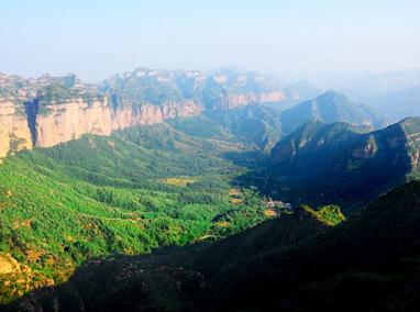 武安国家地质公园古武当山景区 武安国家地质公园古武当山景区门票 图片