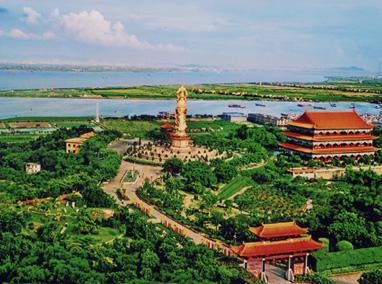 广东省省级风景名胜区:莲花山旅游区