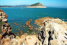漫步漳州东山岛 看碧海蓝天